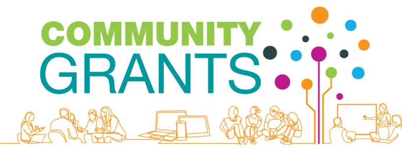 Community Grants illustration